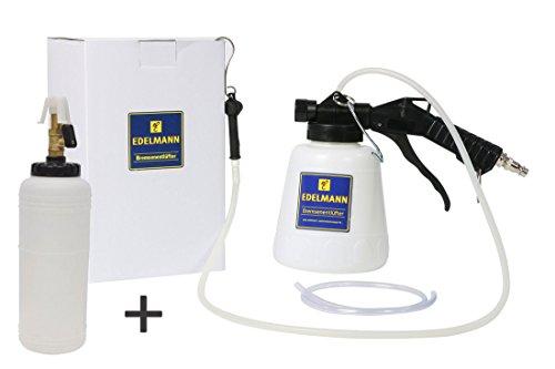 Preisvergleich Produktbild Bremsenentlüfter mit Nachfüllflasche Bremsenentlüftung D61