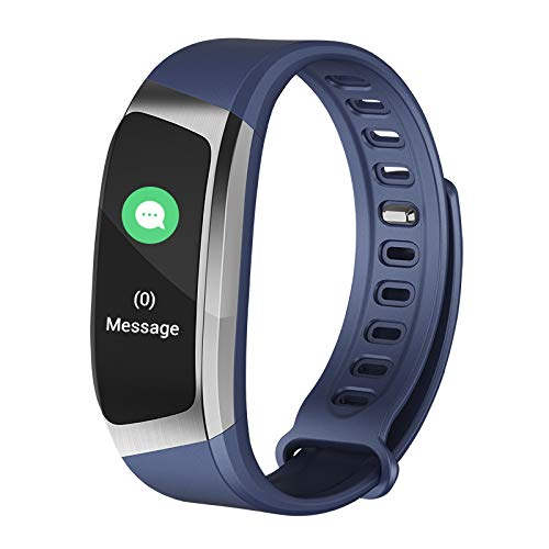 FEIE Fitness Tracker Pedometer Blood Pressure Heart Rate Activity Monitor Health Tracker Waterproof Smart Watch for Men and Women