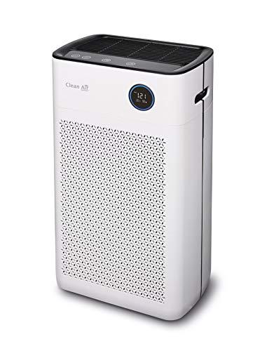 \'\'Neuheit\'\' Intelligenter HEPA Ionisator Luftreiniger CA-510Pro - Geeignet für Räumen bis: 110m² / 275m³