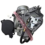 KK LTD Carburetor De Carburador De Motocicleta De 32 Mm para KEF 300A Cat Arctic 250 Ártico Cat ATV Carburetor (J)