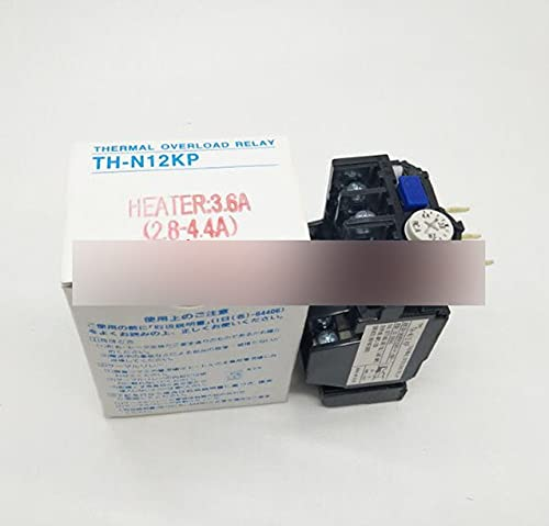 TH-N12KP Thermal Selling Overload Reservation Relay 2.8-4.4A