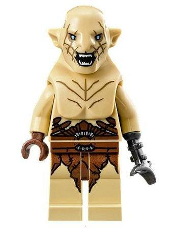Lego The Hobbit Figura azog la schänder New/Neu 79017