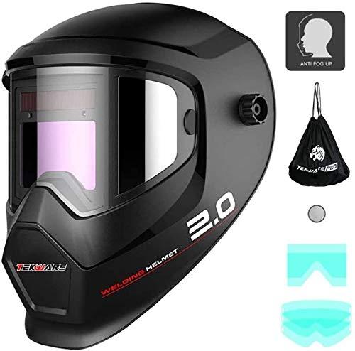 Tekware Anti Fog Up Welding Helmet