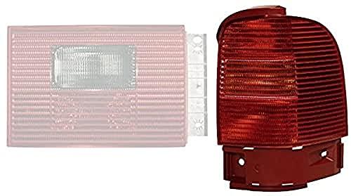 HELLA 9EL 964 502-011 Piloto posterior - Lámparas incandescentes - rosa/rojo - Parte exterior - derecha - für u.a. VW Sharan (7M8, 7M9, 7M6)