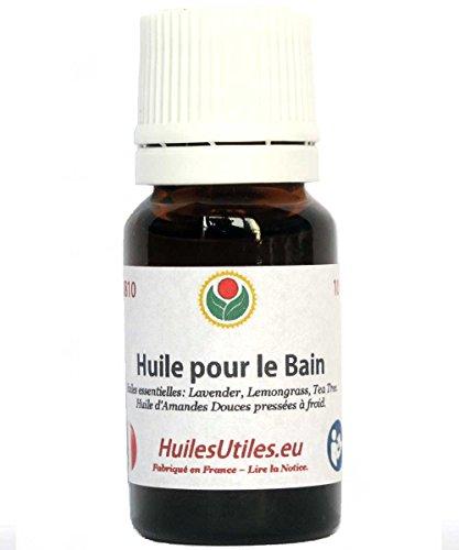 HuilesUtiles - L'Huile pour le Bain - 20 ml