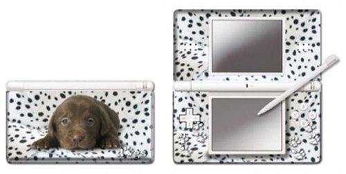 Nintendo DS Lite - Modding Skin -Dalmatiner-