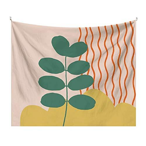 KHKJ Tapiz Colgante de Pared Manta rectángulo Tela de Fondo para la decoración del hogar habitación decoración de la Pared del Dormitorio artículos para el hogar A20 230 * 180 cm