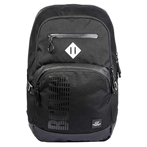 ergonomischer Schulrucksack 32l Sport Black