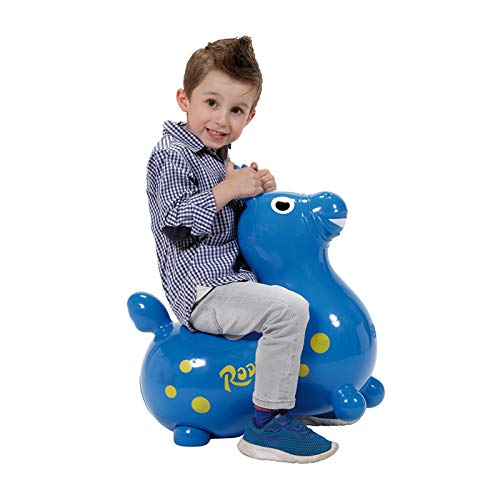 A Rody Hopping Horse is a great indoor exercise toy for kids