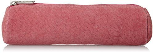 Idena 20029 - Faulenzer Leder, rund, Pink