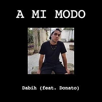 A MI MODO (feat. Donato)