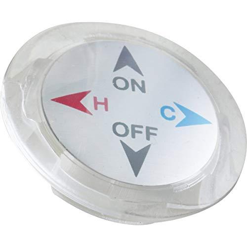 Home Impressions Faucet Index Handle Button - 1 Each
