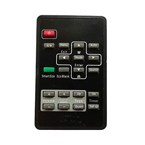 Calvas - Mando a Distancia para proyector BENQ MP611C MP610 TX615 MS500 MP575 MX501+ MS612ST MX514P EP6127 EP4127C MP773ST EP3740 BPX5627