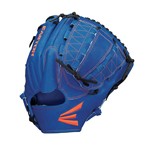 "EASTON PROFESSIONAL RESERVE Baseball Glove | Edwin Diaz | 2020 | Left-Hand Throw | 12"" | All Position Glove | Dual Hinge Web |Premium Reserve Steer Hide Leather + Palm Lining | PRD46ED"