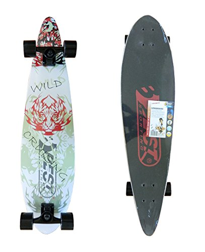 Best Sporting Longboard WILD Cruising, Design:Insect