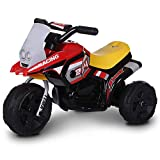 Triciclo Elet. G204 Infantil - Vm - 6v Bel Fix Vermelho