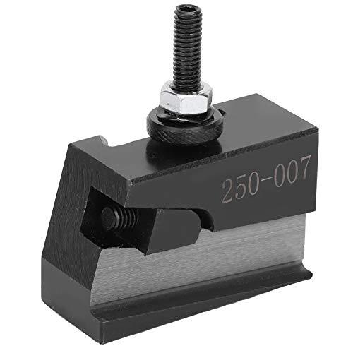 Poste universal para herramientas, cambio rápido Alta dureza Excelente mano de obra Acero de alta velocidad Portaherramientas fácil de usar Poste para herramientas, Reemplazo para accesorio
