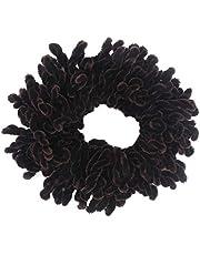 ربطة شعر كوجانجراس كبيرة الحجم مطاطية ربطات شعر كبيرة الحجم لتغطية الرأس