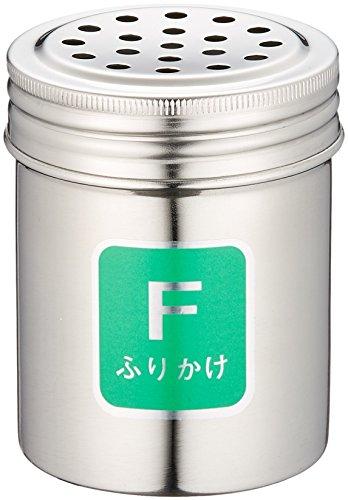 遠藤商事 業務用 TKG 調味缶 小 F (ふりかけ) 18-8ステンレス BTY726