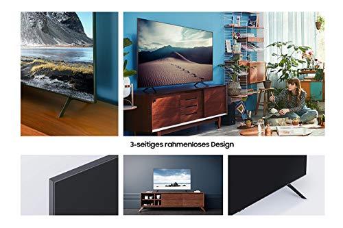 Samsung Téléviseur LED EEC: A+ (A+++ - D) GU75TU8079 GU75TU8079UXZG 189 cm (75 Pouces) DVB-T2, DVB-C, DVB-S, UHD,