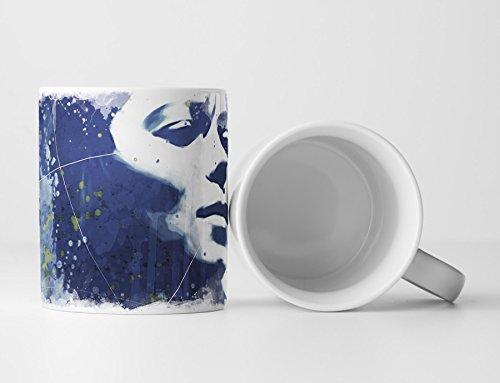 Michael Jackson VII Tasse als Geschenk, Design Sinus Art