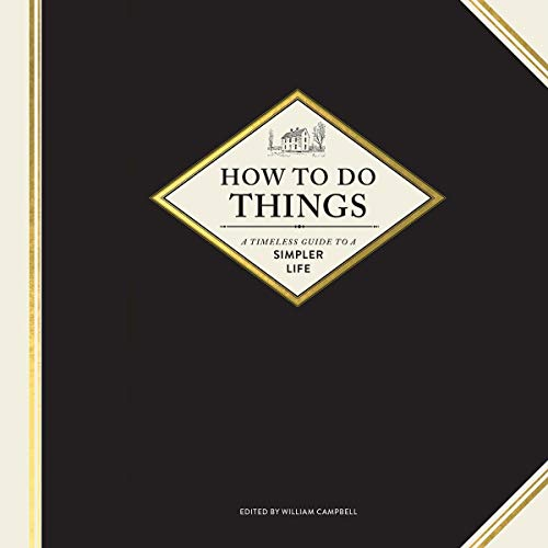 How to Do Things cover art