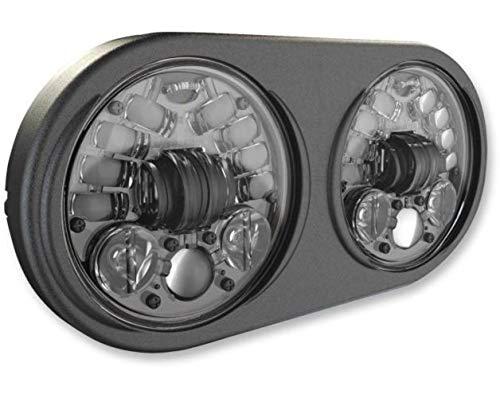 JW Speaker 8692-12V Led Headlight, Black