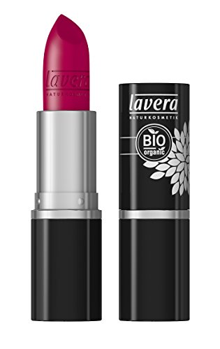 lavera Lippenstift Beautiful Lips Colour Intense ∙ Farbe Pink Orchid ∙ zart & cremig ∙ Natural...