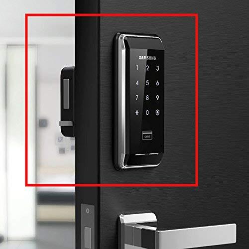 Cerradura de puerta inteligente Samsung SHS-2920EX + 6tarjetas RF