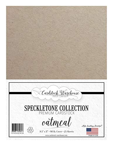 Barely Green 100/% Recycled Cardstock Paper 25 Sheets from Cardstock Warehouse 8.5 x 11 inch Premium 80 LB Cover