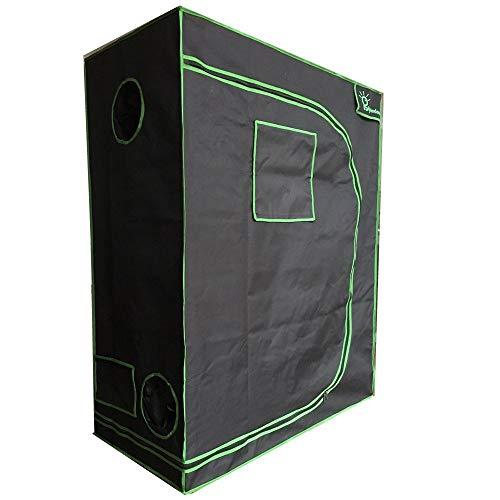 Hyindoor 120x60x150cm Growzelt Growbox Zuchtschrank