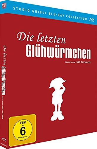 Die letzten Glühwürmchen - [Blu-ray] - Studio Ghibli Blu-ray Collection