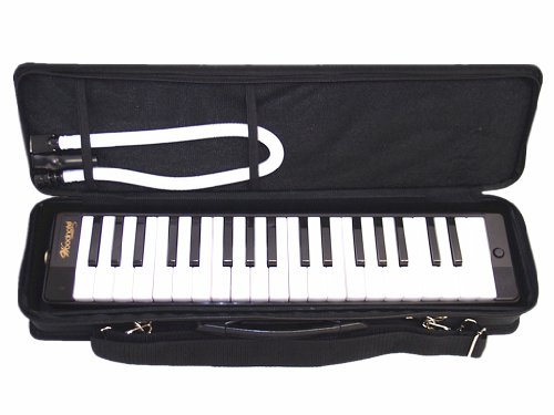 Woodnote Beautiful Black 37 Key Melodica