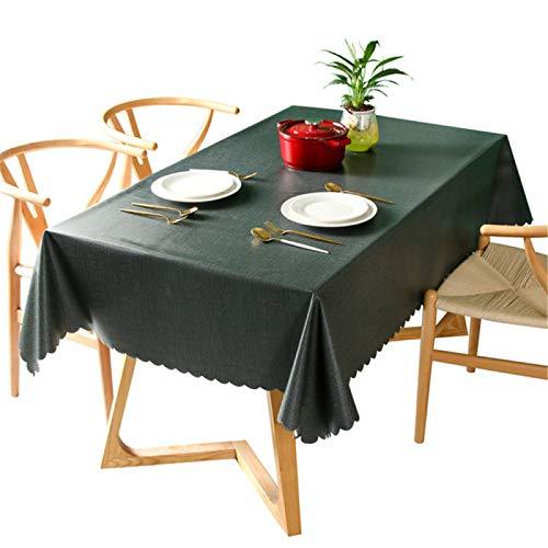 Mantel para El Hogar, Mantel para El Hogar, Mantel Anti Escaldado, PVC, Mesa De Comedor para El Hogar, Mesa De Café para Hotel, Cocina