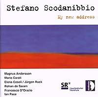 Scodanibbio: My New Address