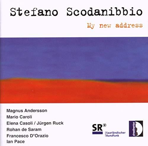 Stefano Scodanibbio: My New Adress