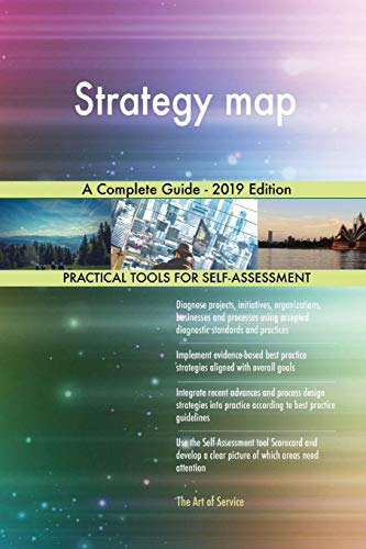Strategy map A Complete Guide - 2019 Edition
