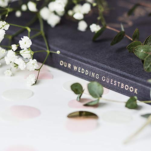 """JO & JUDY Hochzeitsgästebuch """"Our Wedding"""" mit Fragen zum Ausfüllen - 6"""