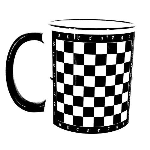 Tasse Schach Geschenke Schachspieler