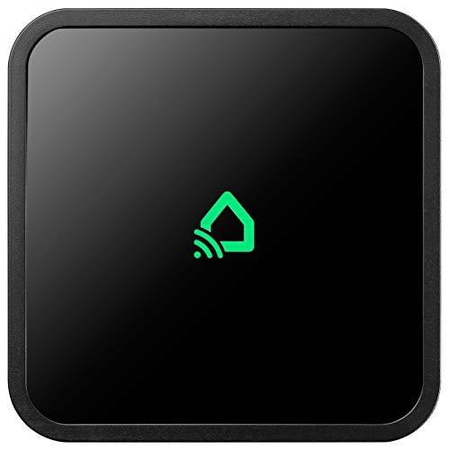 TESO Home Server 2 – Central Smart Home para todos los motores de radio SELVE & Protocolos de radio SELVE – Compatible con iOS, Android & Amazon Alexa