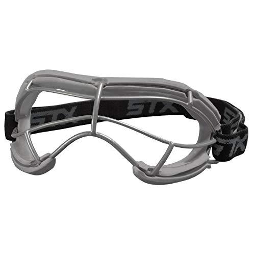 STX Lacrosse 4Sight+ S Youth Goggle, Grey