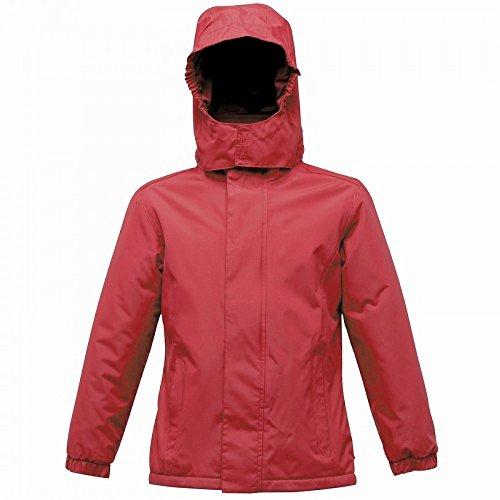 Regatta Kinder Squad Jacke, Classic Red, Size 11-12