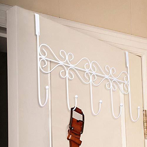 Alexsix Folding Wall Hanger Hook Rack Holder Clothes Towel Coat Rack Single Hook,Aluminum Punch-Free Racks Wall Mounted on The Wall /& Door