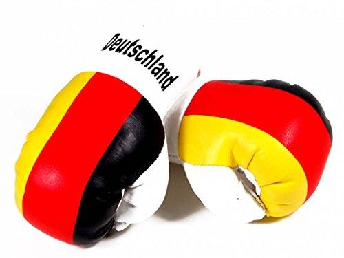 Doktor Hardstuff Mini Boxhandschuhe - Deutschland