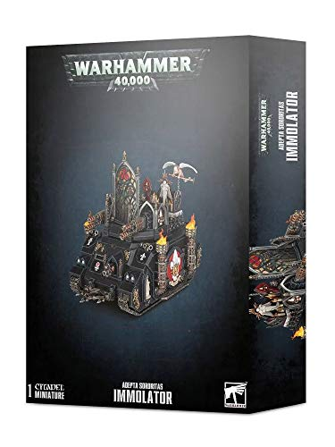 Games Workshop Warhammer 40,000: Adepta Sororitas Immolator