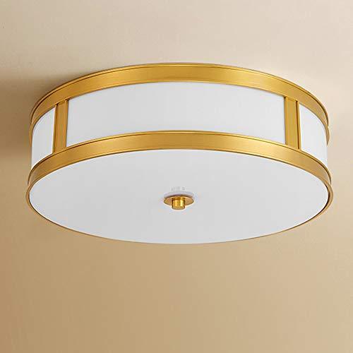 Goldener Glaslampenschirm Deckenleuchten atmosphärische Hauptschlafzimmerlichter hängende Lichter Preiswerte Kugelpendelleuchte