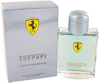 Ferrari Light Essence by Ferrari Men's Eau De Toilette Spray 4.2 oz - 100% Authentic