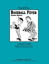 Baseball Fever: Novel-Ties Study Guide