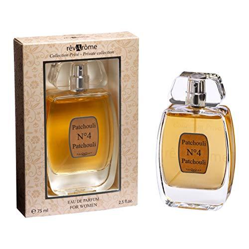 Perfume para mujer pachuli