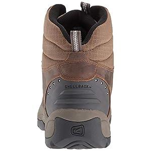 KEEN Men's Revel iii-m Hiking Boot, Great Wall/Canteen, 10 M US